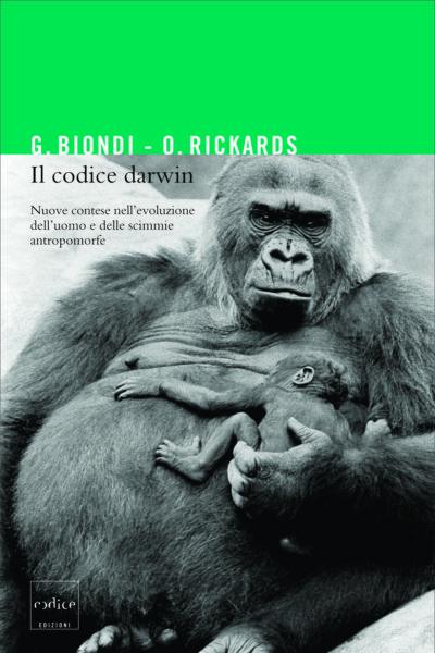 """Il codice Darwin"" di Gianfranco Biondi e Olga Rickards"
