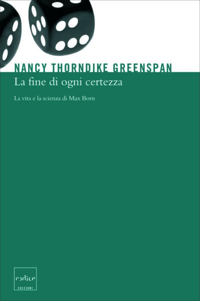 """""""La fine di ogni certezza"""" di ancy Thorndike Greenspan"""