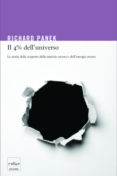 """Il 4% dell'universo"" di Richard Panek"