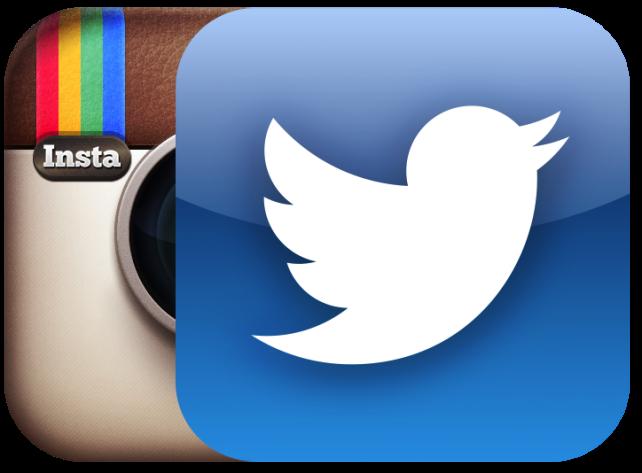 Twitter contro Instagram