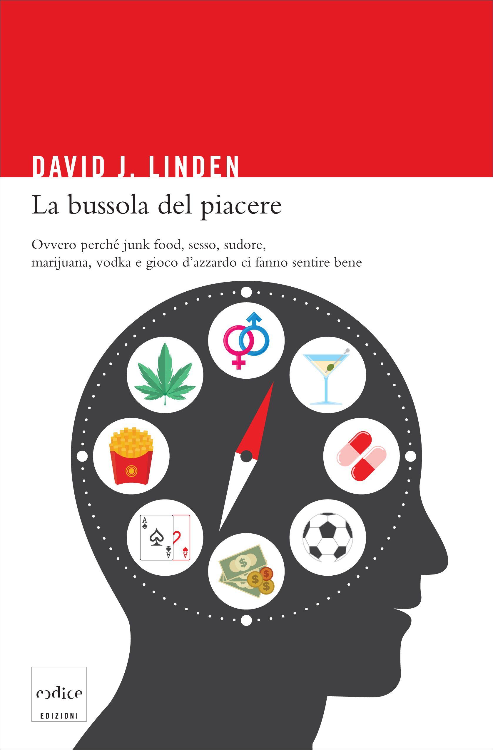 David Linden - La bussola del piacere