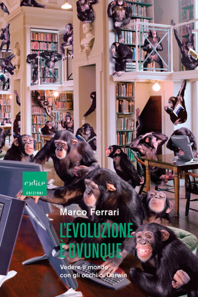 """""""L'evoluzione è ovunque"""" Marco Ferrari"""