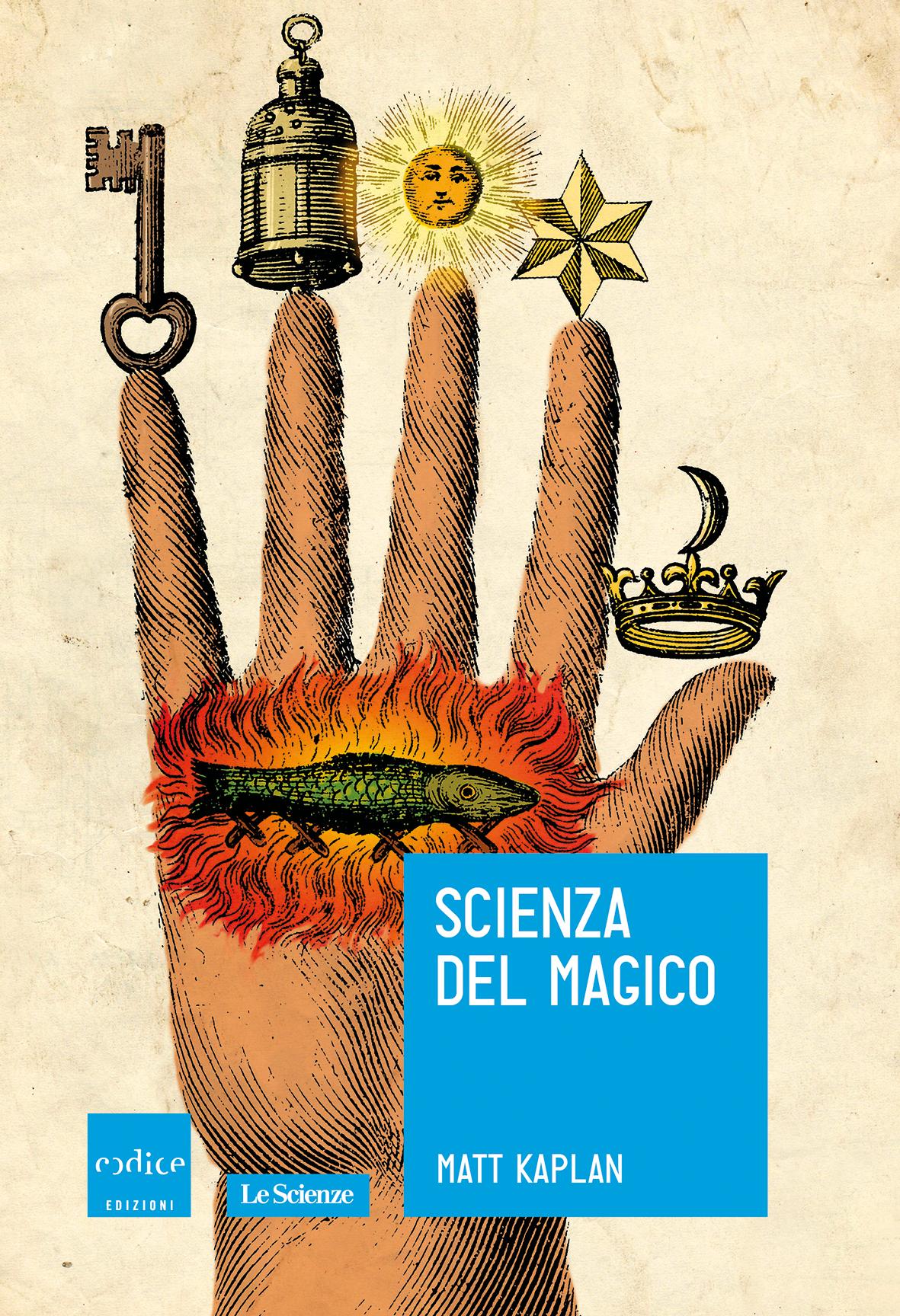 Matt Kaplan: Scienza del magico