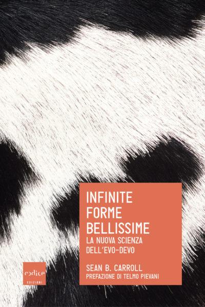 """""""Infinite forme bellissime"""" di Sean B. Carroll - Codice Edizioni"""